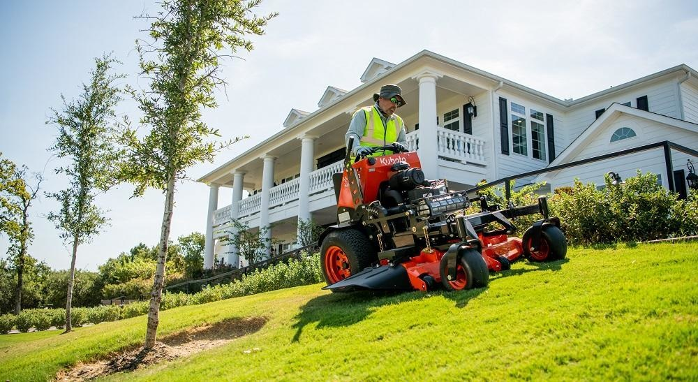 Kubota Introduces New Stand-On Mower, RTV Just in Time for Spring